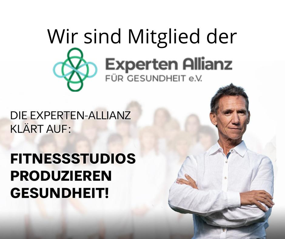 Wir sind Mitglied der Experten Allianz für Gesundheit!
